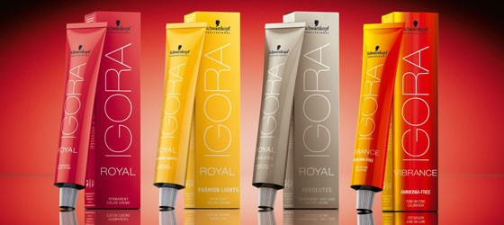 Igora Royal Saç Boyası