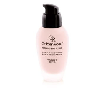 Golden Rose Saten Sıvı Fondöten